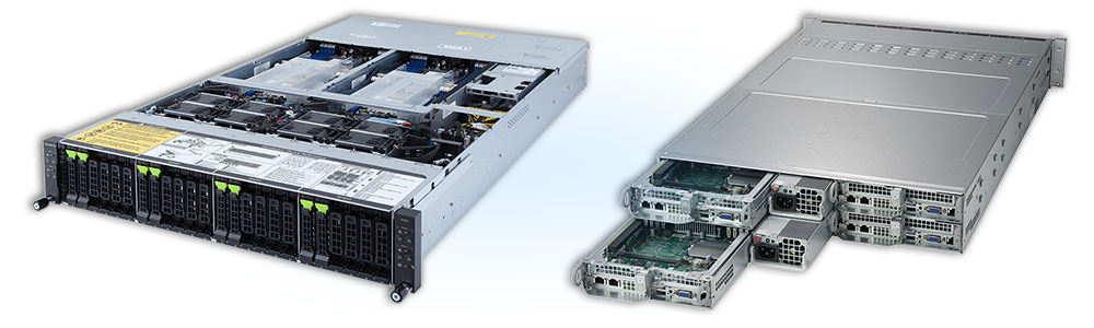 HPC optimierte Server