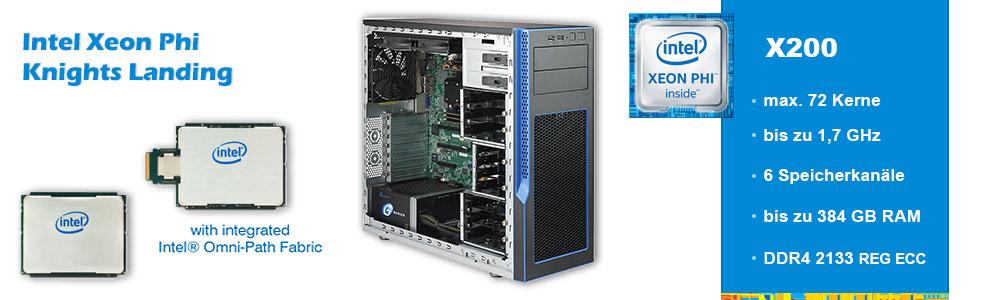 Intel Xeon Phi Server