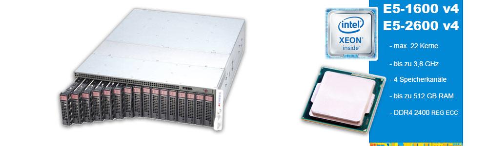 Intel Xeon E5 MicroCloud Server