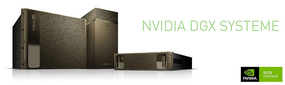 NVIDIA DGX Systeme