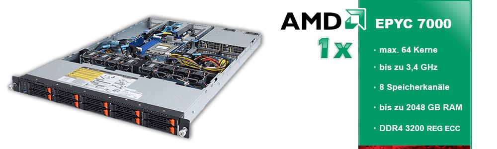 AMD EPYC (1-Sockel)