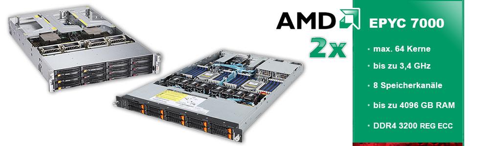 AMD EPYC (2-Sockel)