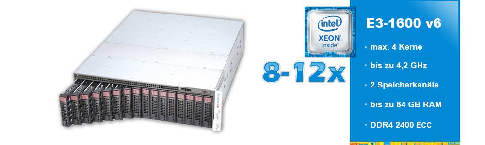 Intel Xeon E3-1200