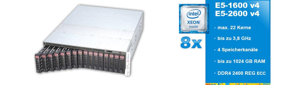 Intel Xeon E5-1600 / 2600