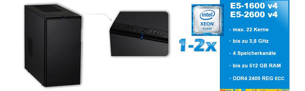 Intel Xeon E5-1600 / E5-2600