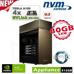 NVIDIA DGX Station A100 320GB inkl. 3 Jahre Support