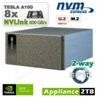 NVIDIA DGX A100 320GB 2TB inkl. 3 Jahre Support