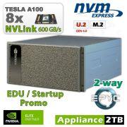 NVIDIA DGX A100 320GB 2TB inkl. 3 Jahre Support für Forschung und Lehre