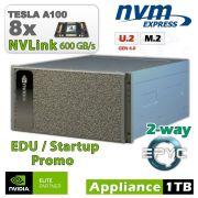 NVIDIA DGX A100 320GB inkl. 5 Jahre Support für Forschung und Lehre